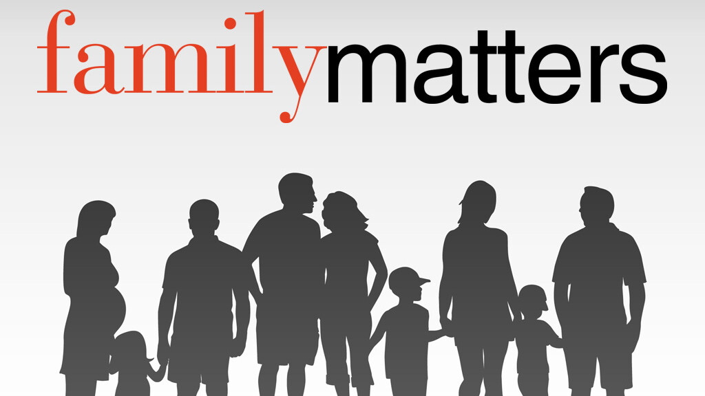 Family Matters: The Blessing