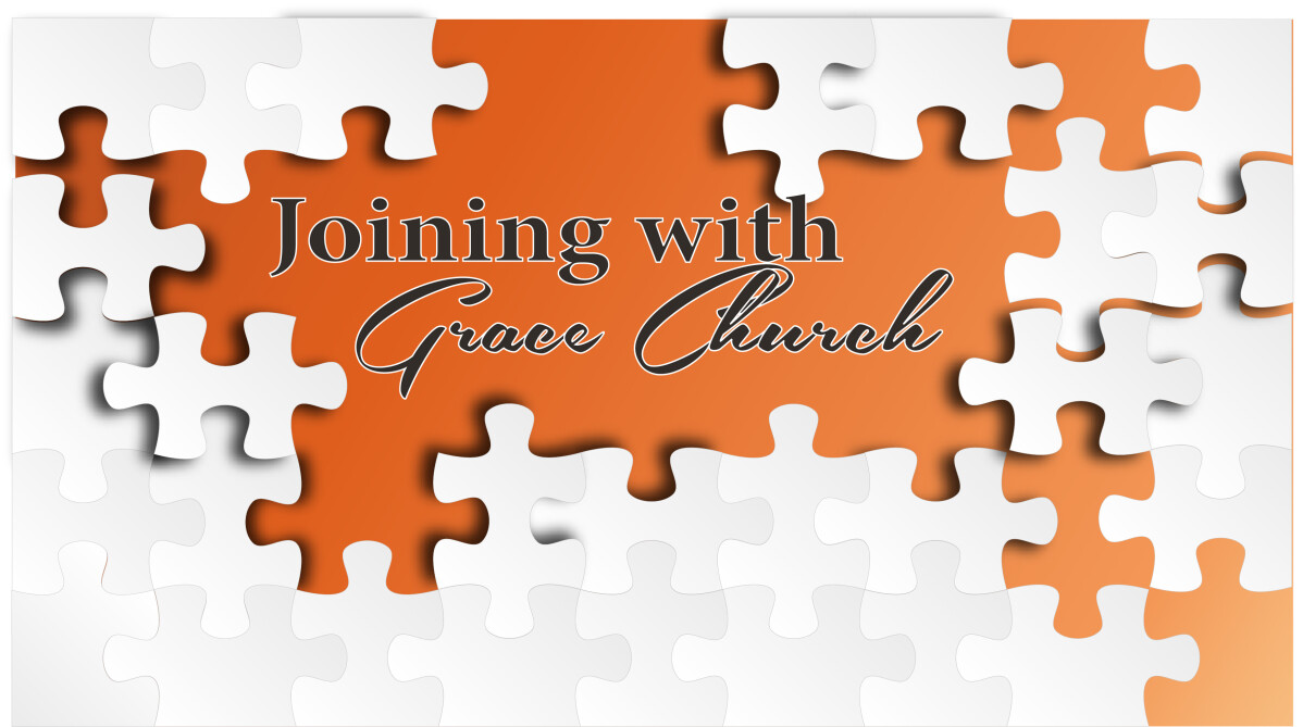 Joining with Grace class