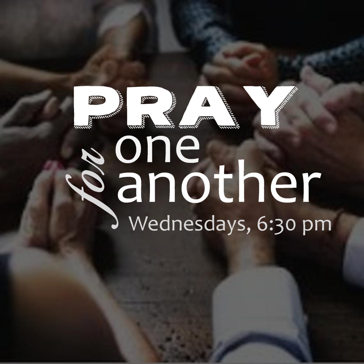 Wednesday Night Prayer Group