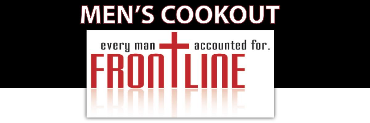 Men's Cookout!
